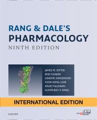 RANG & DALES PHARMACOLOGY 9TH/ED2020