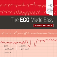 Cover image for The ECG Made Easy
