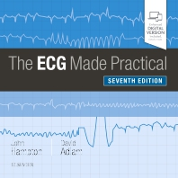Cover image for The ECG Made Practical