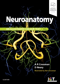 Cover image for Neuroanatomy: an Illustrated Colour Text