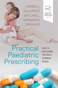 Cover image for Practical Paediatric Prescribing