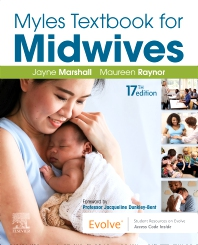 Cover image for Myles Textbook for Midwives