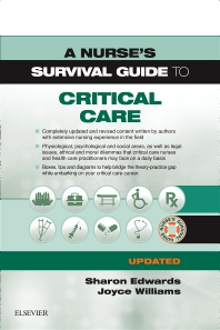 Cover image for A Nurse's Survival Guide to Critical Care - Updated Edition