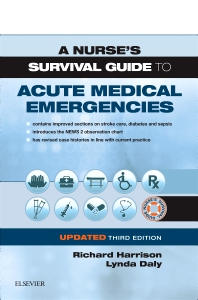 Cover image for A Nurse's Survival Guide to Acute Medical Emergencies Updated Edition E-Book