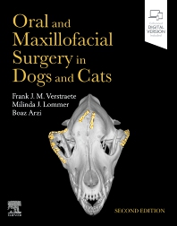 Cover image for Oral and Maxillofacial Surgery in Dogs and Cats