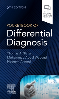 Pocketbook of Differential Diagnosis - 5th Edition - ISBN: 9780702077777