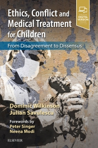 Ethics, Conflict and Medical Treatment for Children - 1st Edition - ISBN: 9780702077814, 9780702077838