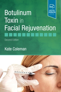 Cover image for Botulinum Toxin in Facial Rejuvenation