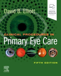 Cover image for Clinical Procedures in Primary Eye Care