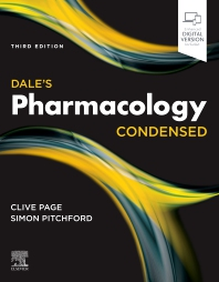 Cover image for Dale's Pharmacology Condensed