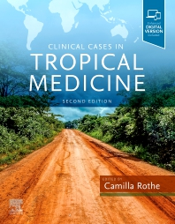 Cover image for Clinical Cases in Tropical Medicine