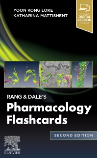 Cover image for Rang & Dale's Pharmacology Flash Cards