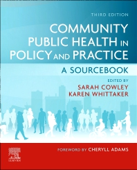 Community Public Health in Policy and Practice - 3rd Edition - ISBN: 9780702079443, 9780702079474
