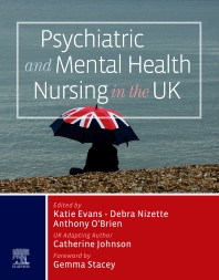 Cover image for Psychiatric and Mental Health Nursing in the UK