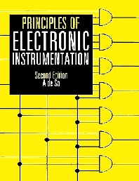Principles of Electronic Instrumentation, 2nd Edition,A. de Sa,ISBN9780713136357