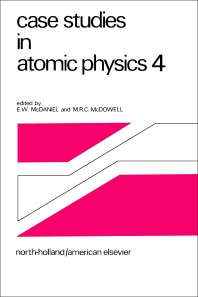 Cover image for Case Studies in Atomic Physics 4