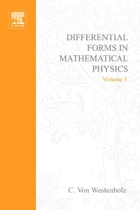 Differential forms in mathematical physics - 1st Edition - ISBN: 9780720405378, 9780080875248