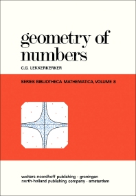 Geometry of Numbers - 1st Edition - ISBN: 9780720421088, 9781483259277
