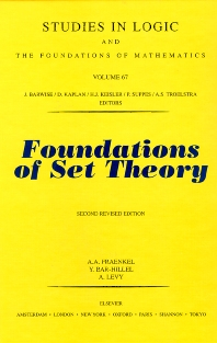 Foundations of Set Theory - 2nd Edition - ISBN: 9780720422702, 9780080887050
