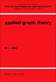 Applied Graph Theory - 1st Edition - ISBN: 9780720423624, 9780444601933