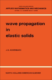 Wave Propagation in Elastic Solids - 1st Edition - ISBN: 9780720423679, 9781483163734