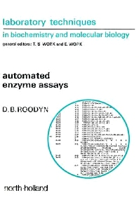 Automated Enzyme Assays - 1st Edition - ISBN: 9780720442069, 9780080887739