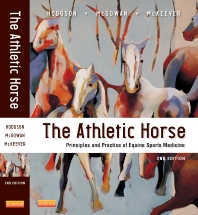 Cover image for The Athletic Horse
