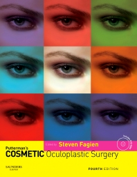 Putterman's Cosmetic Oculoplastic Surgery with DVD - 4th Edition - ISBN: 9780721602547