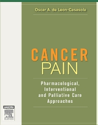 Cancer Pain - 1st Edition - ISBN: 9780721602615, 9781437713022