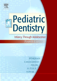 Cover image for Pediatric Dentistry