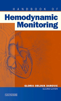 Handbook of Hemodynamic Monitoring - 2nd Edition - ISBN: 9780721603131, 9781416066897