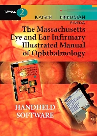 The Massachusetts Eye and Ear Infirmary Illustrated Manual of Ophthalmology - CD-ROM PDA Software