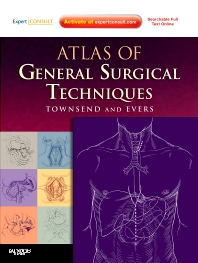 Cover image for Atlas of General Surgical Techniques