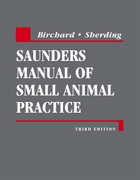 Cover image for Saunders Manual of Small Animal Practice