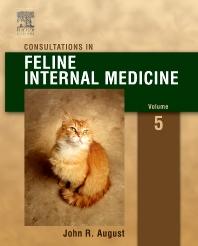 Cover image for Consultations in Feline Internal Medicine