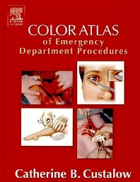 Cover image for Color Atlas of Emergency Department Procedures