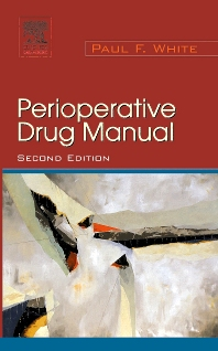 Perioperative Drug Manual