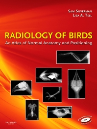 Cover image for Radiology of Birds