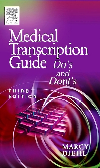 Cover image for Medical Transcription Guide