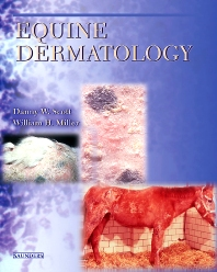 Cover image for Equine Dermatology