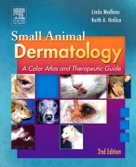 Cover image for Small Animal Dermatology