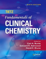 Tietz Fundamentals of Clinical Chemistry, 6th Edition,Carl Burtis,David Bruns,ISBN9780721638652