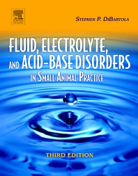 Cover image for Fluid, Electrolyte and Acid-Base Disorders in Small Animal Practice