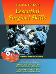 Cover image for Essential Surgical Skills with CD-ROM