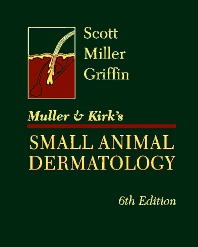 Muller and Kirk's Small Animal Dermatology - 6th Edition - ISBN: 9780721676180
