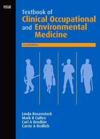 Cover image for Textbook of Clinical Occupational and Environmental Medicine