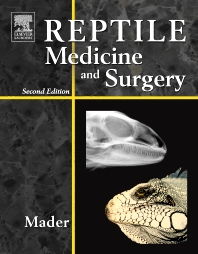 Reptile Medicine and Surgery, 2nd Edition,Stephen Divers,Douglas Mader,ISBN9780721693279