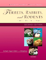 Ferrets, Rabbits and Rodents - 2nd Edition - ISBN: 9780721693774