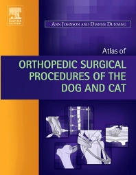 Cover image for Atlas of  Orthopedic Surgical Procedures of the Dog and Cat