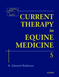Current Therapy in Equine Medicine - 5th Edition - ISBN: 9780721695402, 9781437713480
